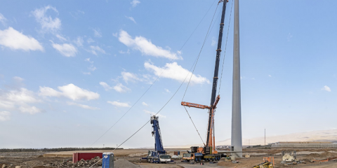 La isla de La Palma contará con dos nuevos parques eólicos que suman 16,45 MW