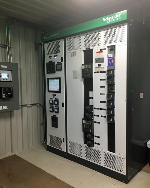 Instalaciones de Schneider Electric