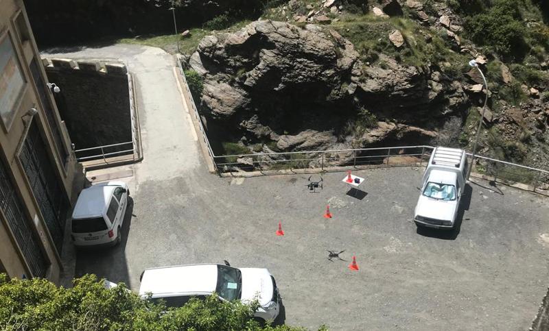 Central hidroeléctrica Poqueira