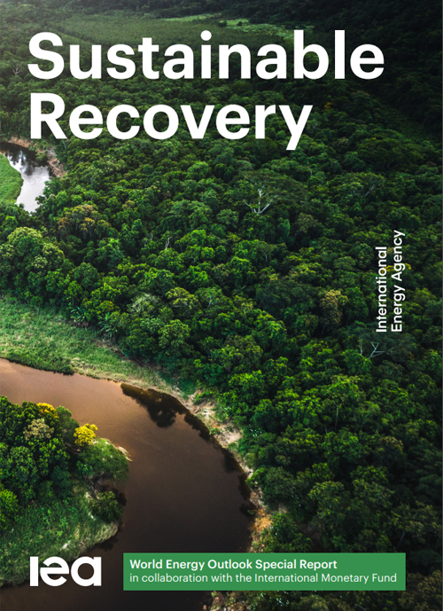 Portada informe Recuperación Sostenible