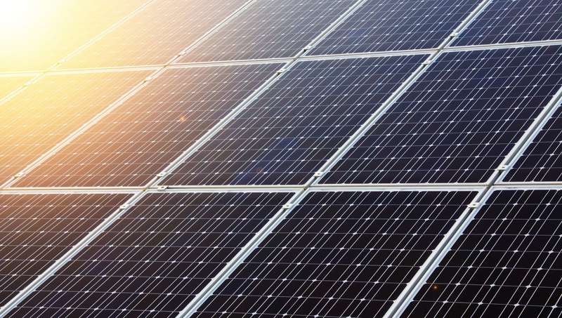 instalaciones de energía solar fotovoltaica en las Islas Canarias