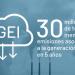 Las toneladas de emisiones del sistema eléctrico español se reducen en 30 millones desde 2015