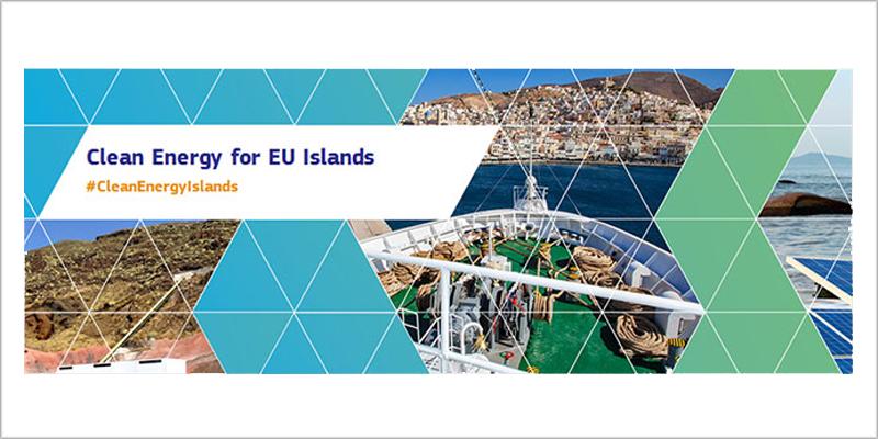 firma del Memorando de Entendimiento de la Iniciativa Energía Limpia para las islas de la UE