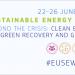 Comienza la inscripción para la Semana de la Energía Sostenible de la UE 2020