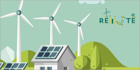 Soluciones de almacenamiento de energía basadas en hidrógeno para áreas remotas aisladas con el proyecto Remote
