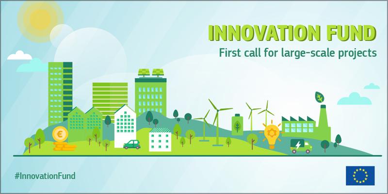 El Fondo de Innovación de la UE financiará tecnologías innovadoras bajas en carbono