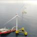 El primer parque flotante de Europa, WindFloat Atlantic, entra en plena operación