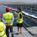 Empieza a funcionar la primera planta fotovoltaica flotante conectada a red de España