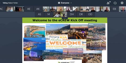 Nace eCREW, proyecto para crear redes comunitarias de energía renovable