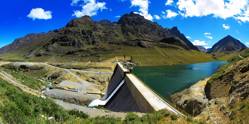 REE presenta mejoras en el proyecto de la central hidroeléctrica de bombeo Soria-Chira en Gran Canaria