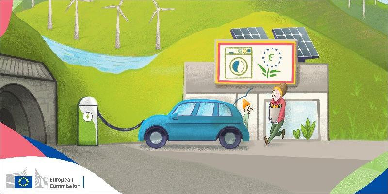 Revisión de las directivas sobre energías renovables y eficiencia energética: la Comisión pone en marcha los primeros pasos del proceso