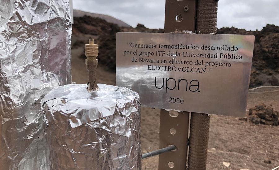 generador termoléctrico de la upna