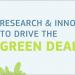 Convocatoria del Pacto Verde Europeo para energía limpia y otros nueve ámbitos