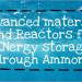 El proyecto Arenha demostrará el potencial del amoniaco para el almacenamiento renovable