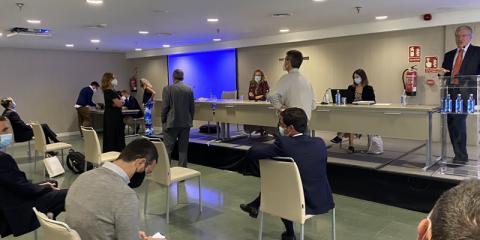 La Unión Española Fotovoltaica nombra la nueva junta directiva y planea las líneas de actuación