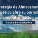 Abierta consulta pública del borrador de la Estrategia de Almacenamiento Energético