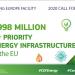 Luz verde a 998 millones para proyectos de infraestructura energética europea