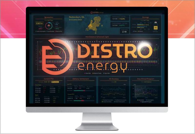 plataforma energética Distro