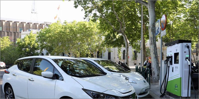 El Ayuntamiento de Madrid invertirá dos millones en desplegar infraestructura de recarga