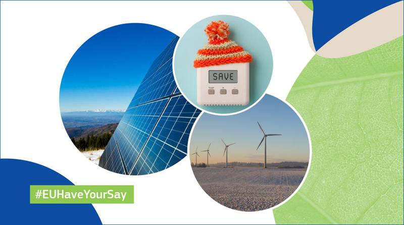 consulta pública sobre la revisión de la directiva de la UE de energías renovables