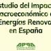 Estudio del Impacto Macroeconómico de las Energías Renovables en España 2019