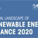 Panorama global de la financiación de energías renovables 2020