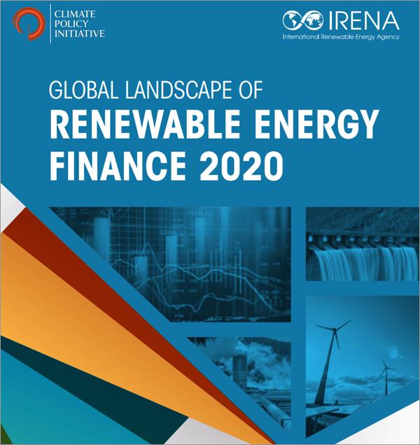 IRENA publica el informe sobre el panorama global de la financiación de energías renovables