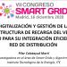 Digitalización y gestión de la infraestructura de recarga del vehículo eléctrico para su integración eficiente en la red de distribución