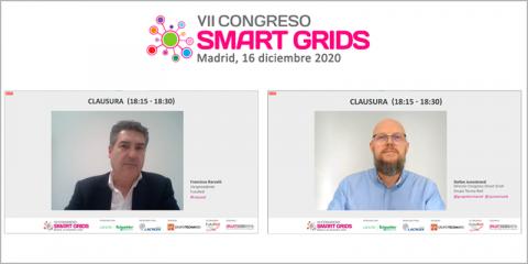 Clausura VII Congreso Smart Grids