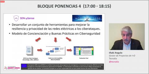 Modelo de concienciación y buenas prácticas en ciberseguridad para empresas del sector eléctrico