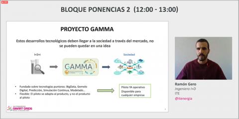Gestión digitalizada de la energía, autoconsumo, movilidad eléctrica y almacenamiento (GAMMA)