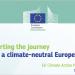 Informe 'Iniciar el viaje hacia una Europa climáticamente neutra'