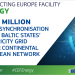 Acuerdo de subvención de 720 millones para el proyecto de Sincronización del Báltico