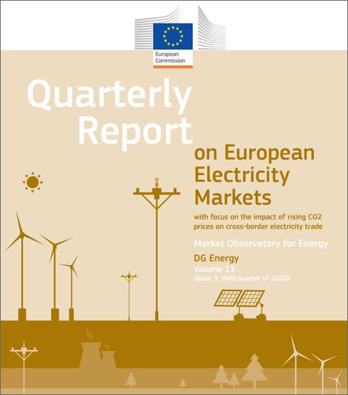 portada informe mercado electricidad