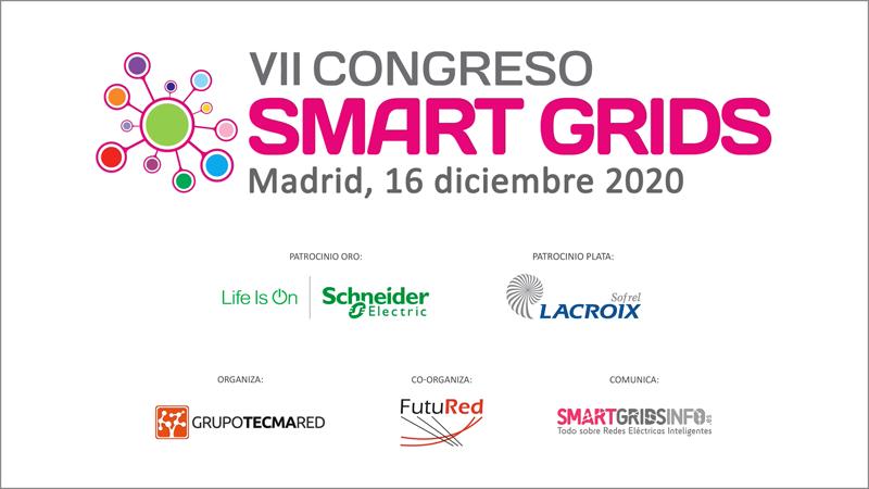 Cartel VII Congreso Smart Grids