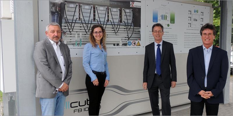 Universidad de Landshut miembros proyecto