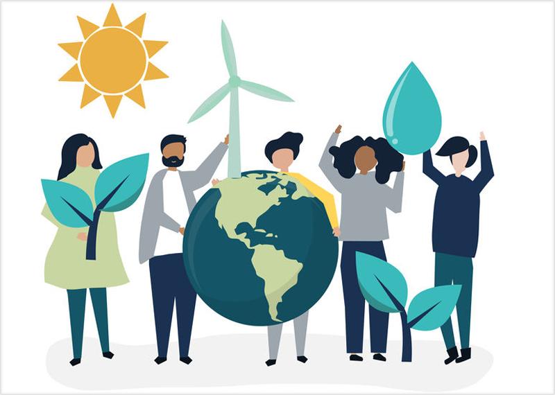 comunidades locales de energía renovable