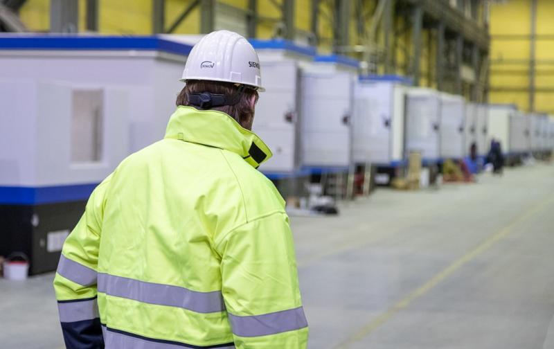 Siemens conectará cargadores de VE a la red eléctrica.