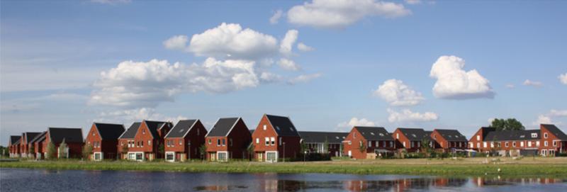 Casas holandesas.
