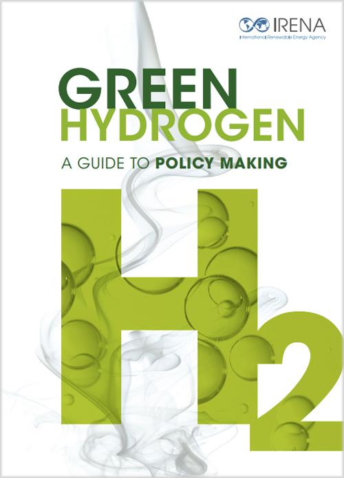 Hidrógeno verde: una guía para la formulación de políticas