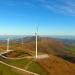 Puesta en marcha de tres parques eólicos y otro más en construcción en Asturias que sumarán 130 MW