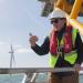 Proyecto para un parque eólico marino flotante a escala industrial en España