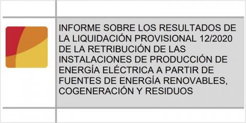 El déficit del sector eléctrico se redujo a 1.070 millones de euros en diciembre