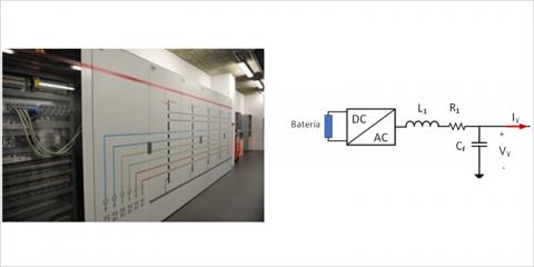 Control de sistemas de almacenamiento de energía basados en baterías para microrredes