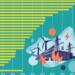 Disminuyen las cuotas de mercado de los mayores productores de electricidad de la Unión Europea