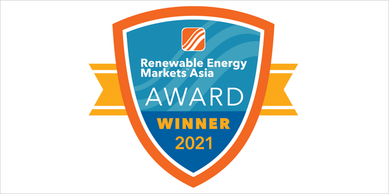 Renewable Energy Markets TM Asia Award