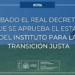 El Gobierno aprueba el estatuto para crear el Instituto para la Transición Justa