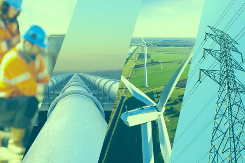 Energías renovables e infraestructura eléctrica