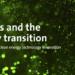 Nuevo informe sobre las patentes relacionadas con tecnologías energéticas bajas en carbono