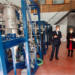 Euskadi acoge un reactor de membranas a escala industrial para la producción de hidrógeno